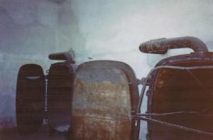 Scattata durante il mio viaggio in Polonia nel 1991.